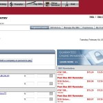 Online Banking Payment Center