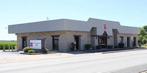 Town and Country Bank Midwest - Lima IL